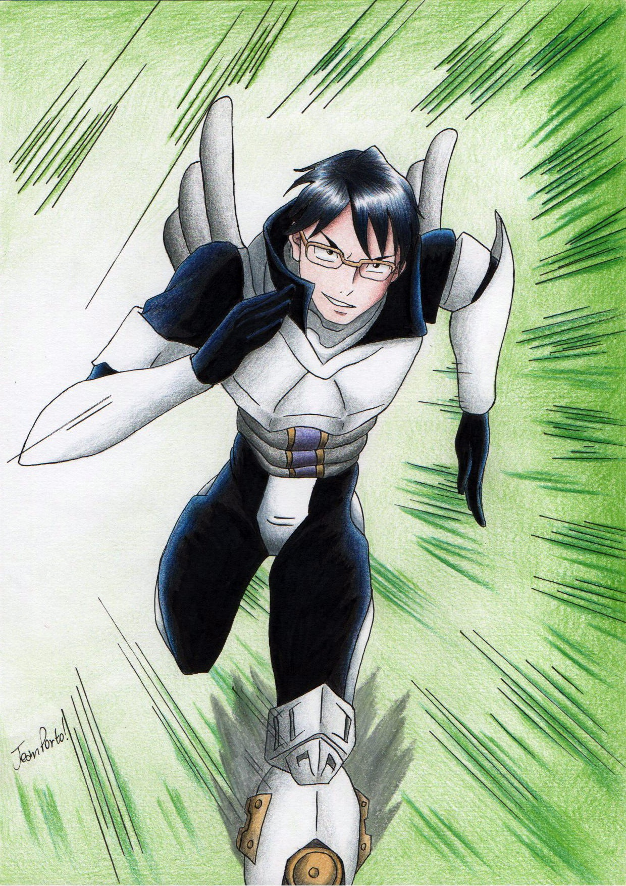 Who Is The Fastest Character In My Hero Academia Quora