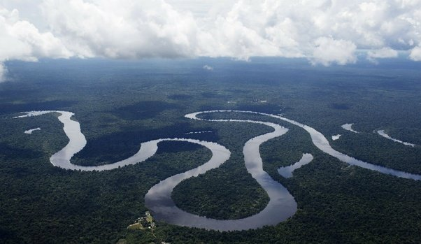 What Is The Second Largest River In The World Quora - 2 largest rivers in the world