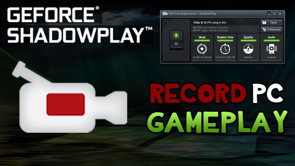 How to record gameplay on PC for free - Quora