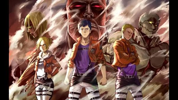 What Happened In Attack On Titan In Season 2 Quora