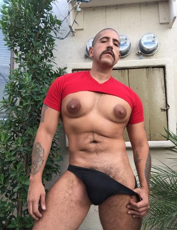 Men like large areolas do 3 Reasons