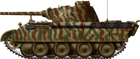 Which countries in WWII commonly customized their tanks and