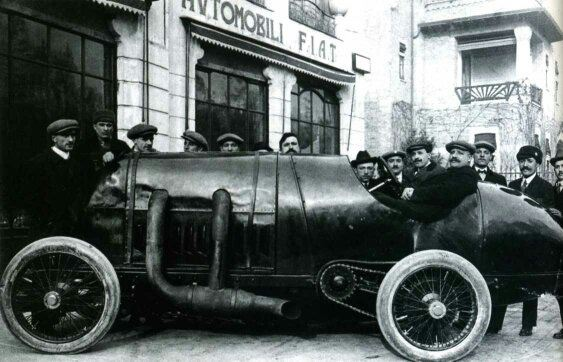 this car was first car ever made to reach 140 mph and in 1911 this speed was considered to be astronomical