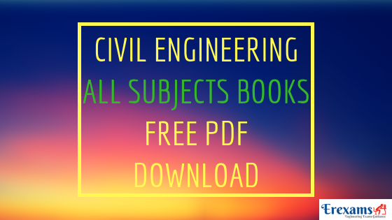 Where can I download all civil engineering books for free? - Quora