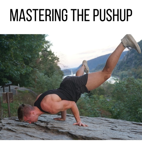 How should I do push ups, fast or slow? - Quora