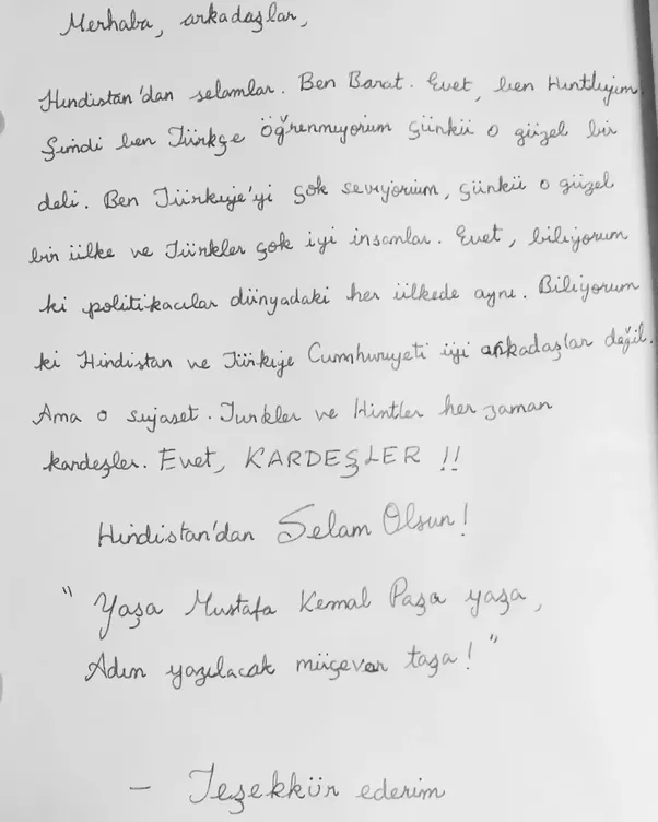 What does your turkish handwriting look like quora answer wiki expocarfo Choice Image