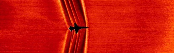 Does a sonic boom occur as a plane enters each new mach ...