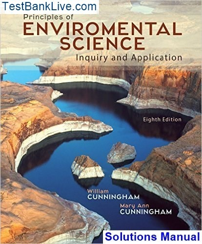 Environmental Science A Global Concern 13th Edition Pdf