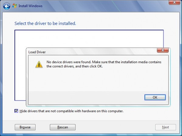 types of device drivers in windows