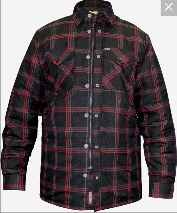 cartwright lined flannel jacket