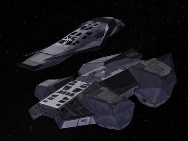 interstellar ranger spacecraft design - 602×451