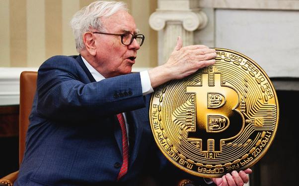 Bitcoin investicija warren buffett