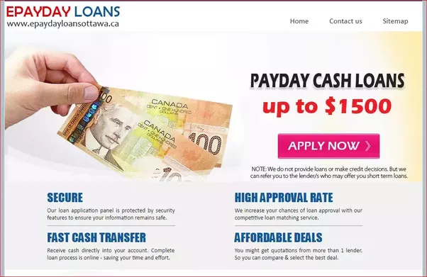 Easiest online cash advance image 2