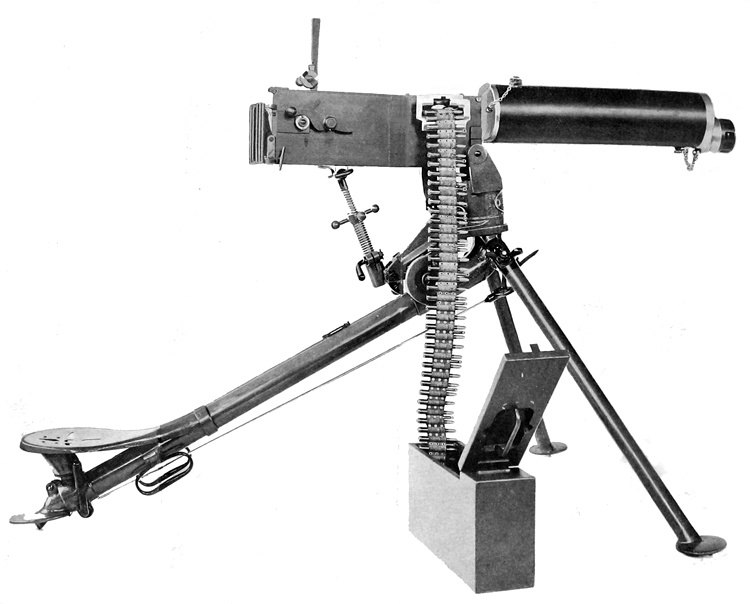 What is the difference between WW1 and WW2 machine guns? - Quora
