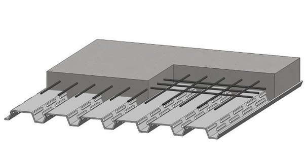 Is It True That Only One Way Slabs Are Preferred In Steel