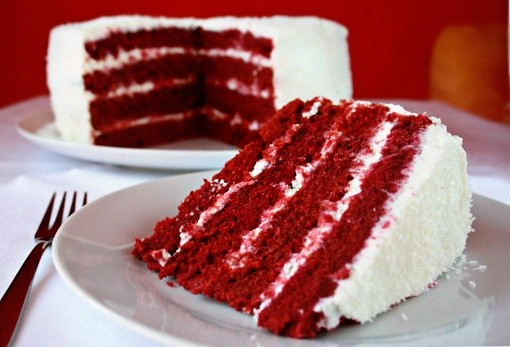 Is red velvet cake chocolate? - Quora