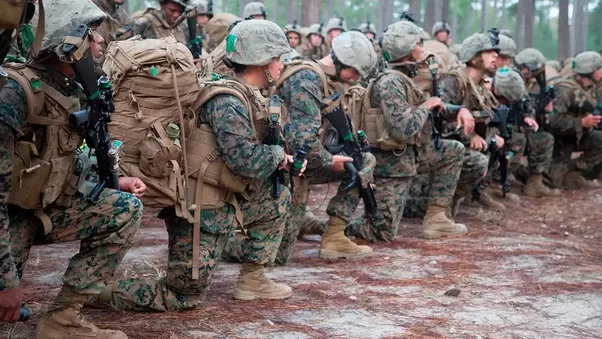 Are people right to say that Marine Infantry and Army