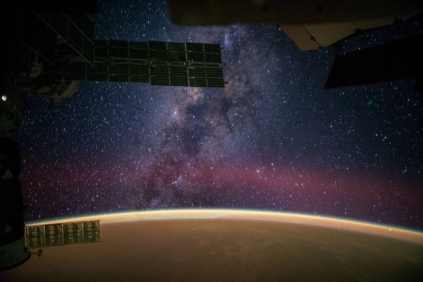 Look skyward to see Space Station - Smoky Mountain Living