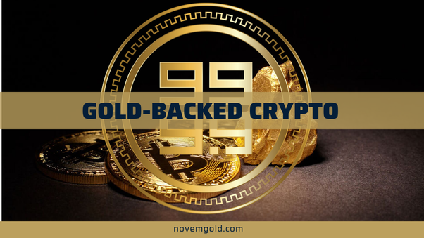 best gold back cryptocurrency