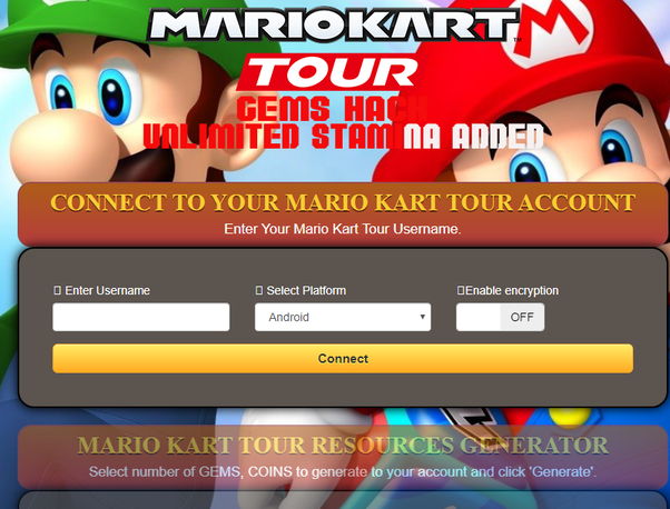 How To Get Free Rubies And Coins Mario Kart Tour Quora