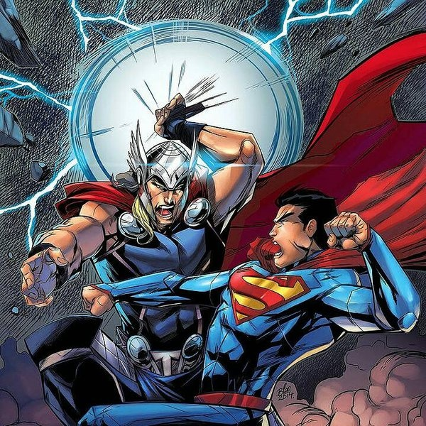 Who would win in a fight between Thor and Superman? - Quora