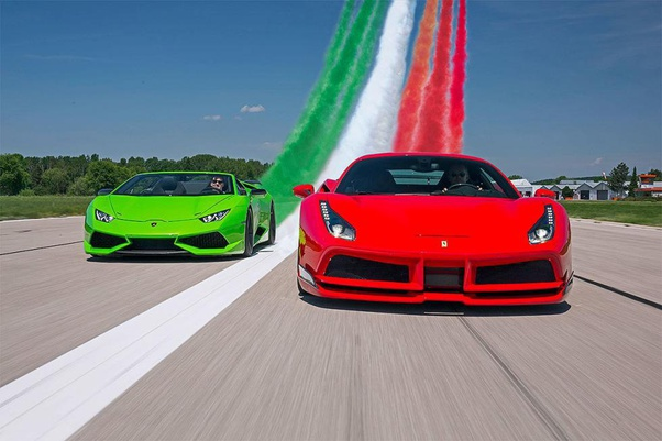 Which car is better? Ferrari or Lamborghini? - Quora