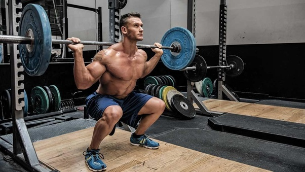 Is a 235 lb squat good for a 5'6″ 150 lbs person? - Quora