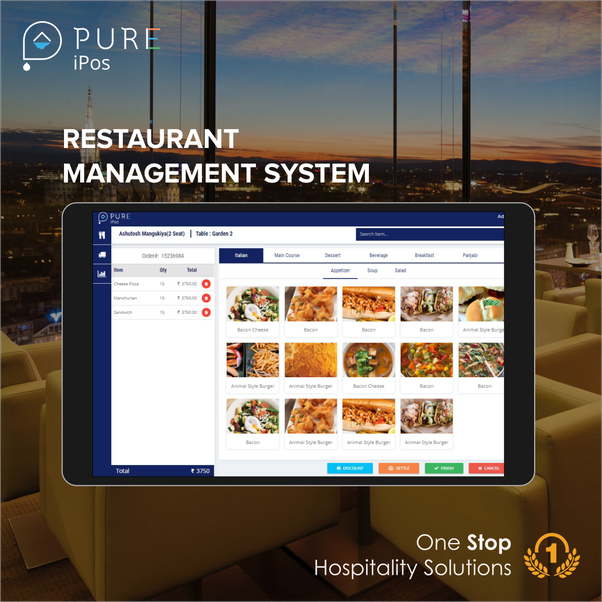 Which Is The Best Restaurant Management System Quora - Restaurant table management system