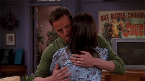 Why didn't Chandler and Monica have babies like Frank and Alice did? - Quora