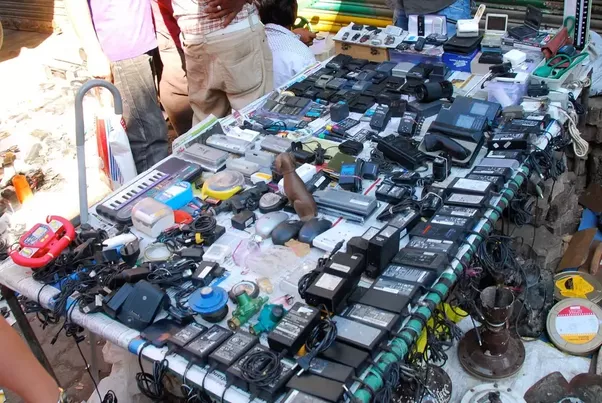 Chor bazar delhi