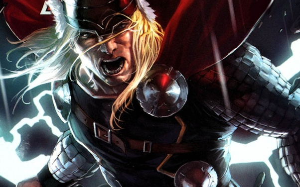 Who Would Win Thor Or Black Widow Quora
