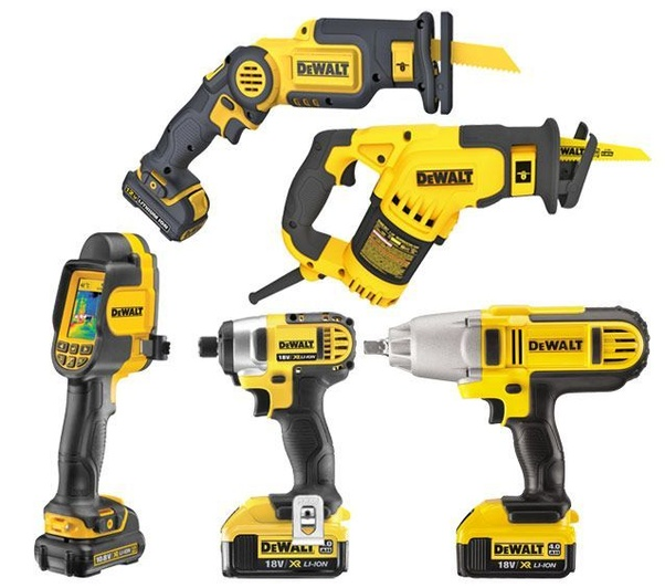 What are the most reputable brands of power tools? - Quora