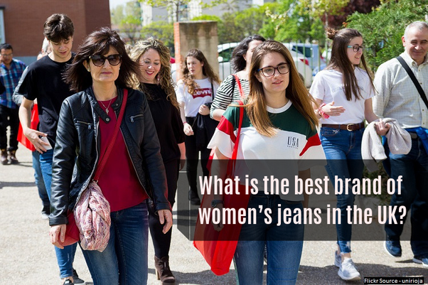 6f57d8da84d What is the best brand of women's jeans in the UK? - Quora