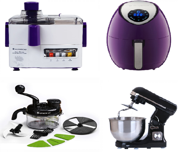 Which Is The Best Kitchen Appliances Company In India?