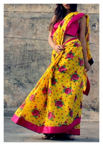 85770ce331 Handloom sarees are very comfortable to wear. Here are few pics of my  personal favourite daily wear sarees :