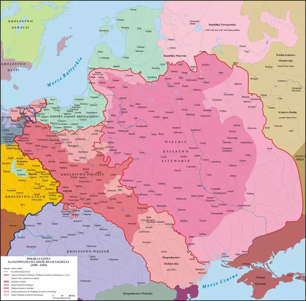 How Powerful Was The Grand Duchy Of Lithuania Quora - World's most powerful countries wiki