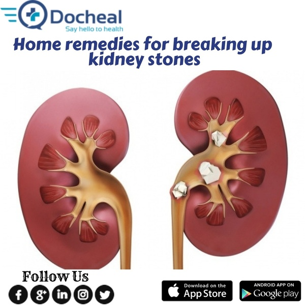 How To Clear My Kidney Stones With A Home Made Treatment Quora