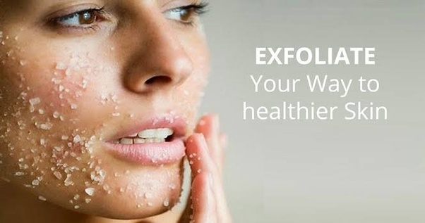 Image result for not exfoliating face