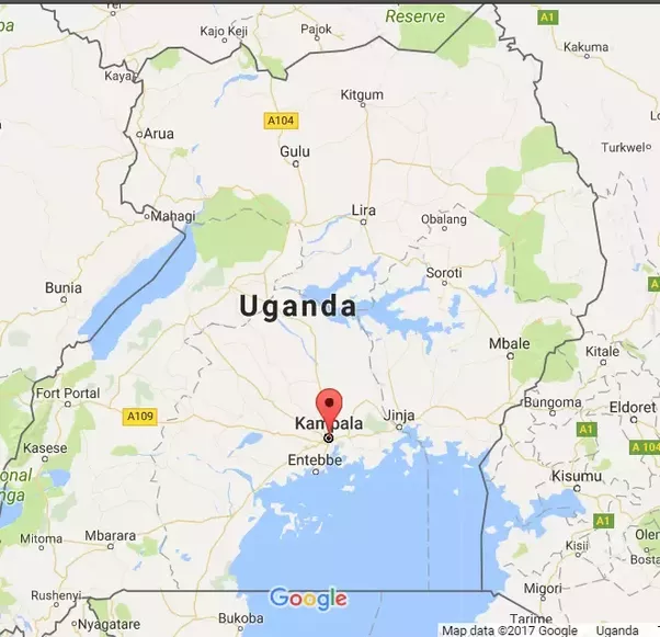 What Is The Capital Of Uganda And Where Is It Quora - Where is uganda