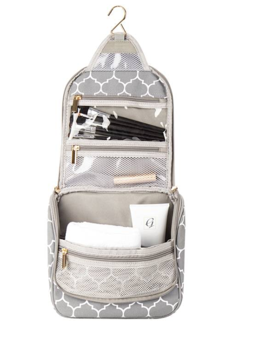 If Your Mom Is Like Mine She Probably Carries A Lot Around With Her When Travels Help Get Organized This Hanging Travel Kit