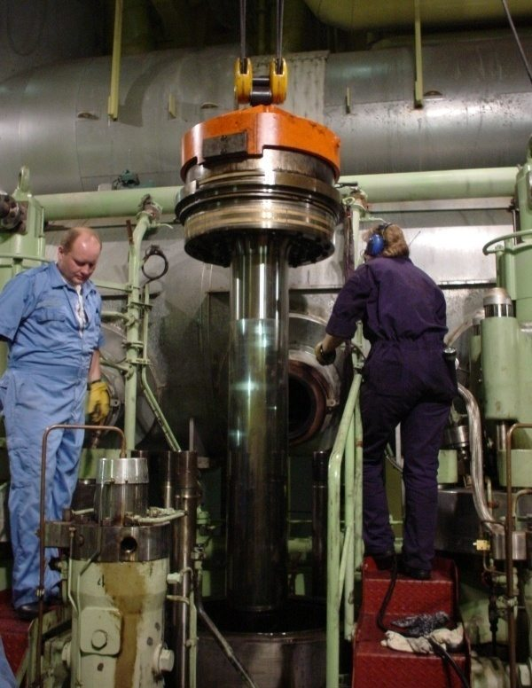 Marine Engine Room: What Is The Life Of A Marine Engineer Like?