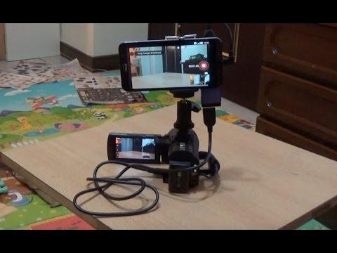 sony handycam usb streaming mac