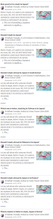 How good is it to study in Japan? - Quora