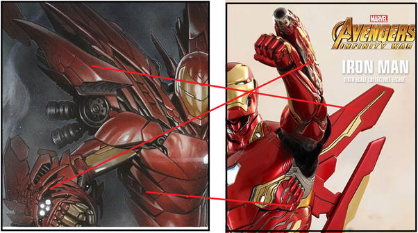 How Was Iron Man S Suit Different In Endgame Compared To Infinity