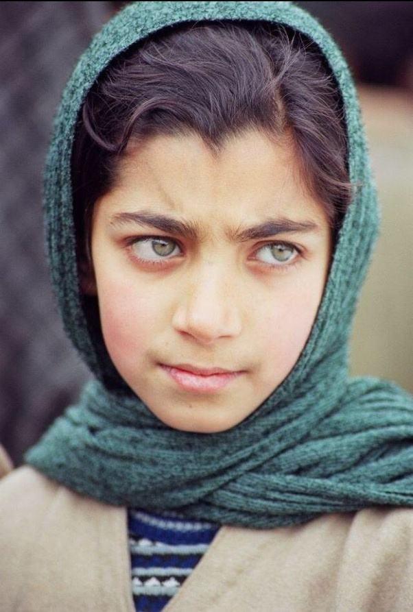 Kashmiri Eyes Are Kashmiri people fr...