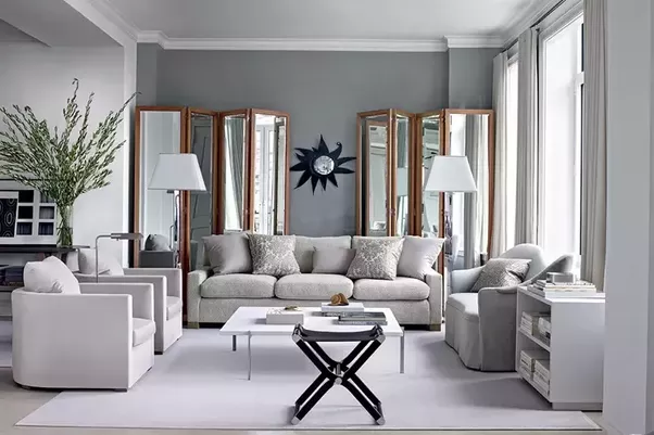 Gray Is Increasingly Gaining Popularity As The Go To Wall Color Various Shades Of Conform Urban Chic Appeal For A Modern Home Darker