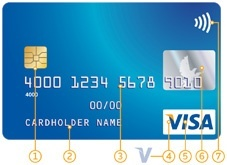 how to change pin number on debit card