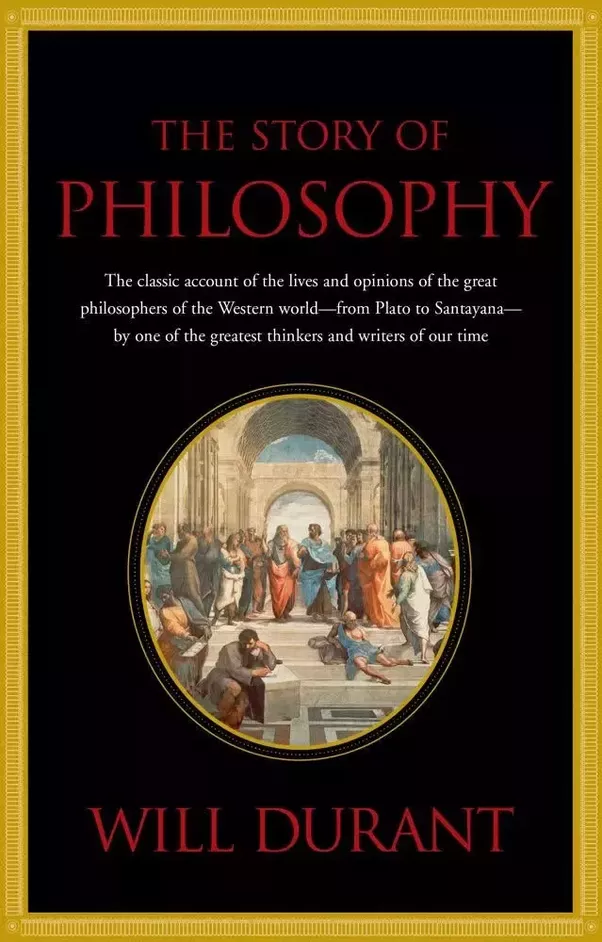 How to get started with philosophy which books are the best to 2 the pleasures of philosophy by will durant fandeluxe Images