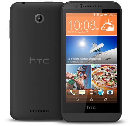 How to recover a deleted photo in an HTC Desire 510