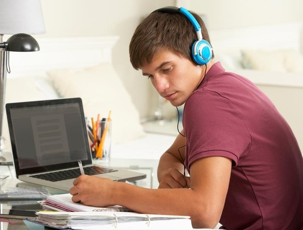 Does listening to music while doing homework help